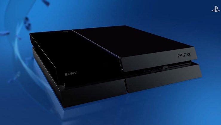 PS4 Firmware Update