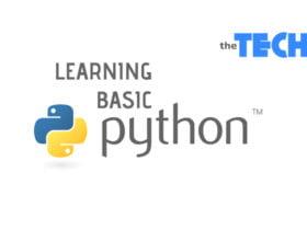 Learning Basic Python