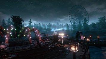 Psychological horror game The Park