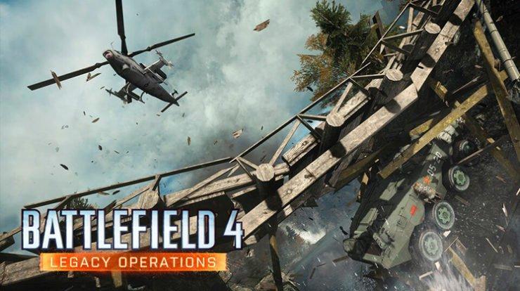 Battlefield 4 Legacy Operations DLC