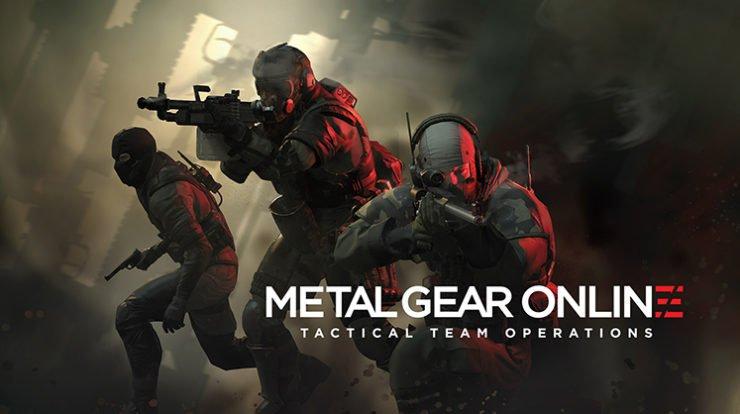 Metal Gear Online tournament