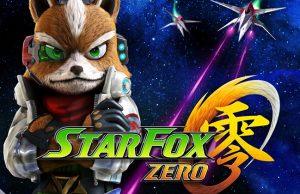 Star Fox Zero release date