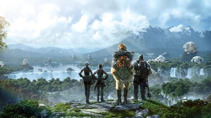 Final Fantasy 14 update 3.1