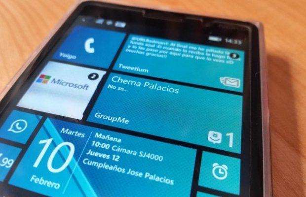GroupMe for Windows 10 Mobile