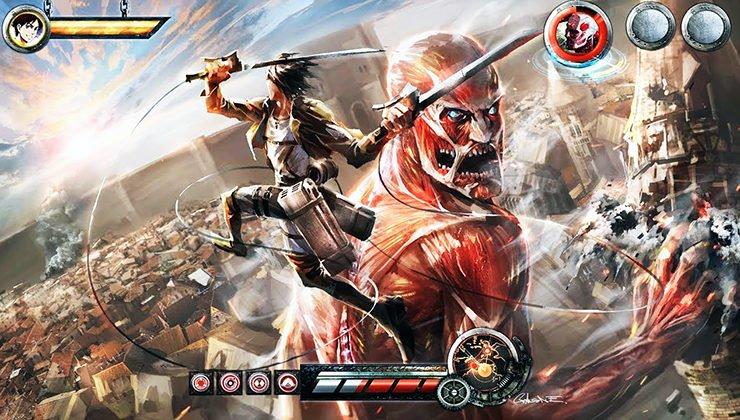Attack on Titan Video Game