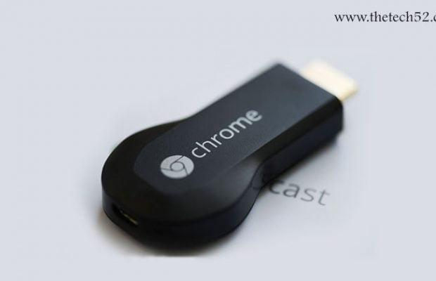 Chromecast enabled games