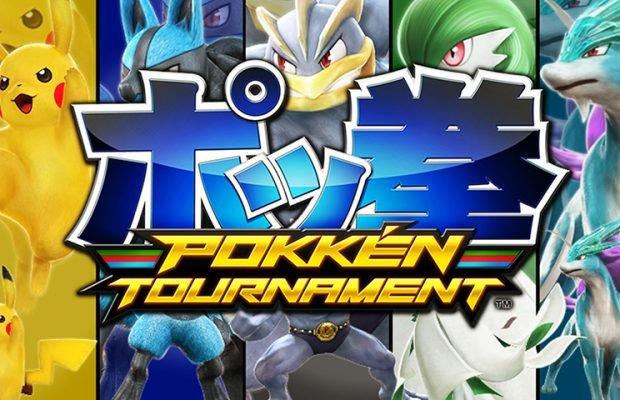 Pokken Tournament western release date same as Japan: Nintendo
