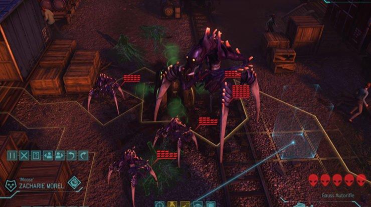 XCOM: Long War mod