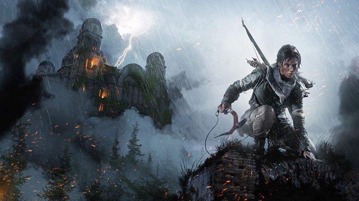 Rise of the Tomb Raider Endurance Mode DLC