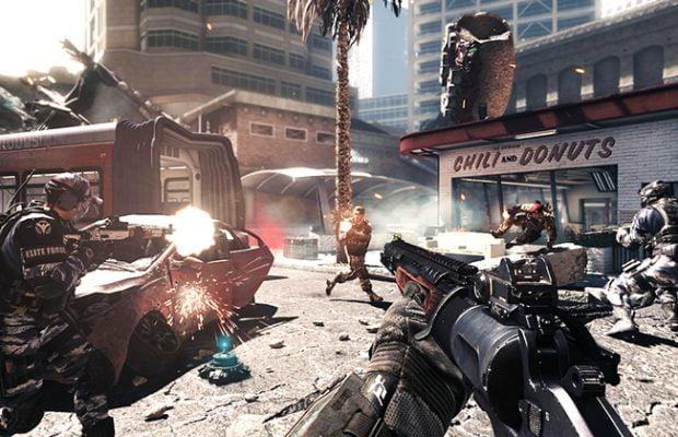 Call of Duty 2016