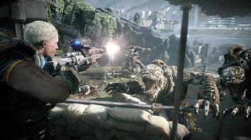 Gears of War 4 Multiplayer BetaGears of War 4 Multiplayer Beta