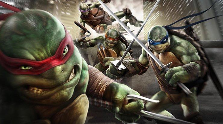 Platinum Games upcoming Teenage Mutant Ninja Turtles game artwork leaked