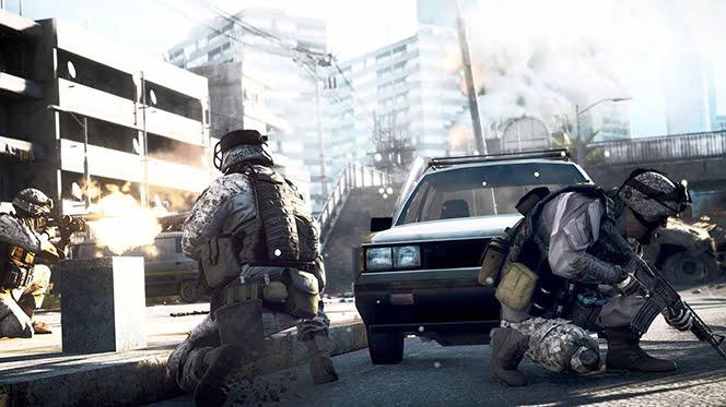 Battlefield 3 Venice Unleashed Mod