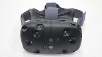 HTC Vive Pre Virtual Reality