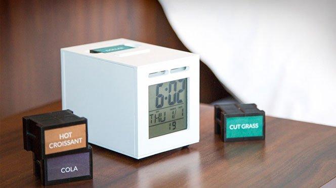 Sensorwake Alarm Clock