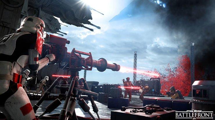 Star Wars Battlefront DLC Content
