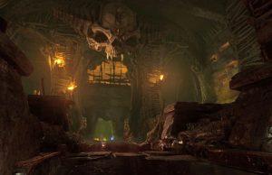 DOOM gameplay screenshots1
