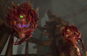 DOOM gameplay screenshots3