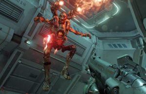 DOOM gameplay screenshots8