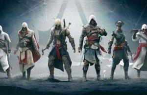 Assassin's Creed Taking A Break