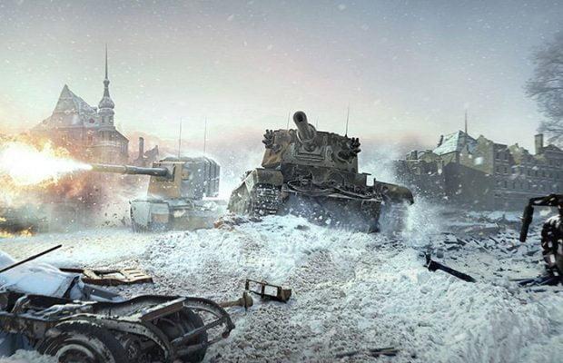 New British Update On World Of Tanks