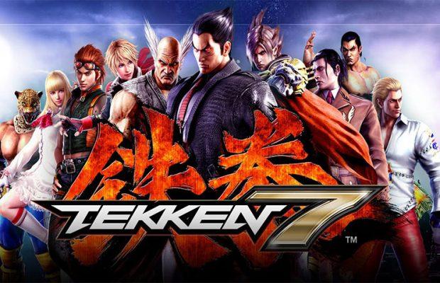 Nina And Akuma Show Off In Tekken 7
