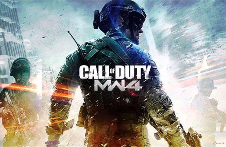 Call Of Duty 2016: MW4 ? Bloodline ?