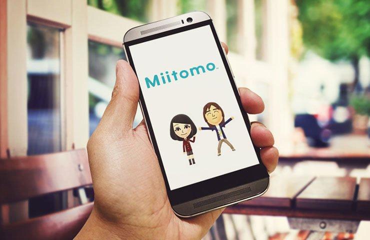 Nintendo's Miitomo App Launching on March 31 in US