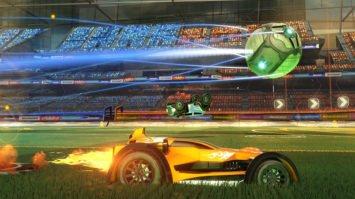 Rocket League: Toppers