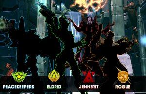 Battleborn Factions Goals and Members