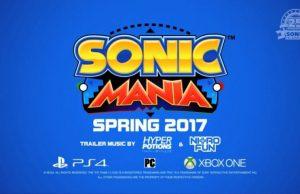 Sonic Mania, 25th Anniversary Reboot Announced [Trailer]