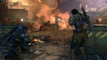 Watch the Gears of War 4 Launch Trailer