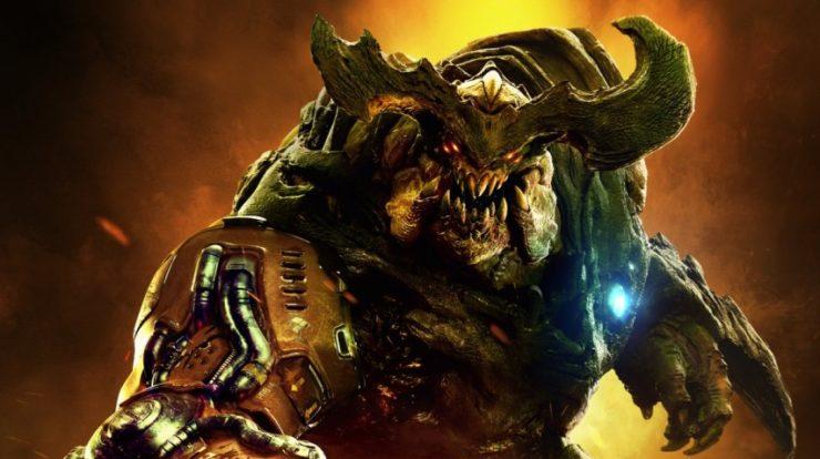 Doom Arcade Mode Gameplay Reveal Next Week