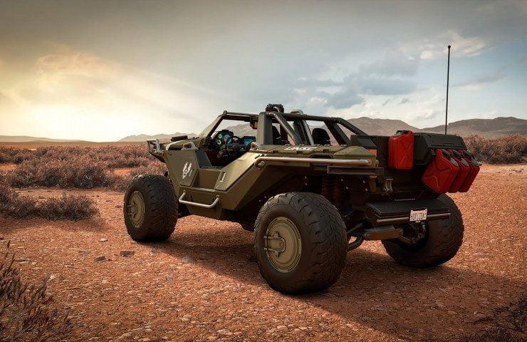 Forza Horizon 3 Guide: How to Unlock Warthog