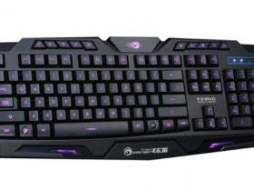 MARVO K636 Gaming Keyboard REVIEW