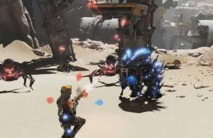 ReCore Guide: Boss Fight Cadre