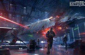 Star Wars Battlefront Death Star DLC Gameplay Trailer and Release Date