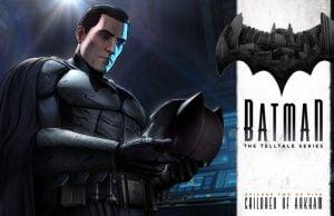 Telltale Batman Episode 2 Release Date Announced
