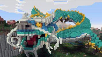 Minecraft Chinese Mythology DLC Reveal Trailer