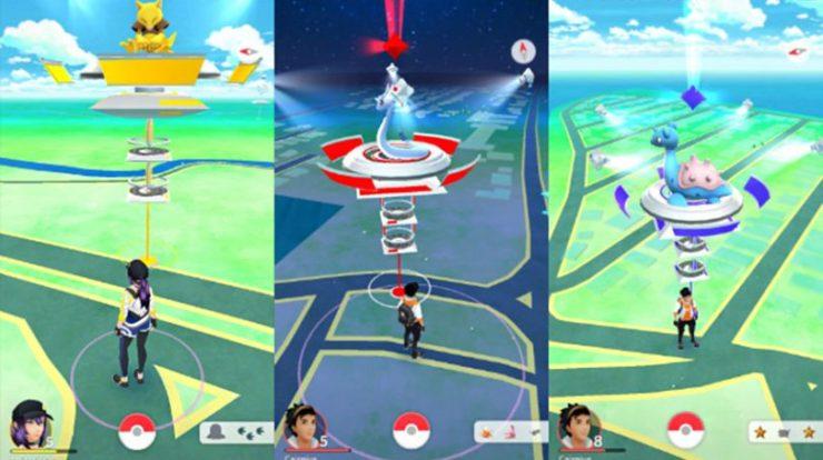 Pokemon GO Update Adds Tweak to Gym Battles