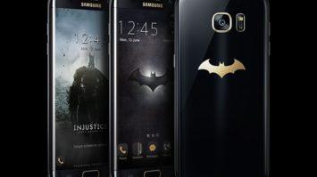 Samsung Galaxy S7 Pearl Black vs Injustice Galaxy Edition – VIDEO