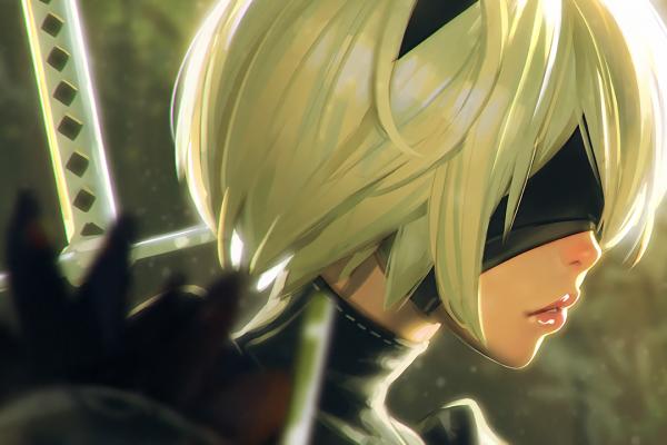 NieR Automata Trailer Reveals New Weapon