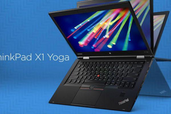 CES 2017: Lenovo ThinkPad X1 Yoga, the Next-Gen Laptop
