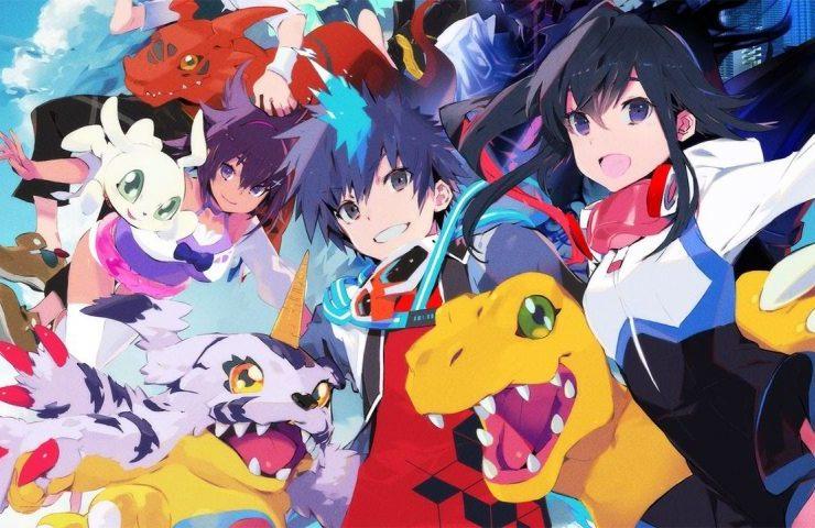 Digimon World: Next Order Trophies List