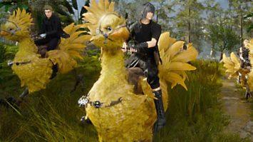 Final Fantasy XV Guide: Chocobo Pear Locations