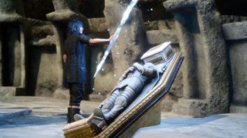 Final Fantasy XV Tomb Locations