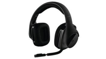 Logitech G Introduces G533 Wireless Headset