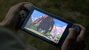 Nintendo Switch To Support Wireless LAN