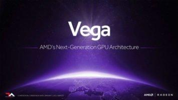 New Graphics Architecture From AMD, Radeon VEGA