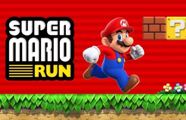 Super Mario Run Reached 90 Million Downloads